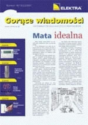 GORĄCE WIADOMOŚCI   4/2001 (10)