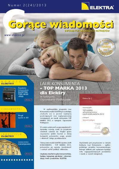 GORĄCE WIADOMOŚCI   2/2013 (24)