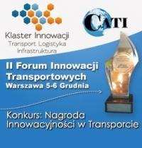 Nagroda Innowacyjności w Transporcie 2013