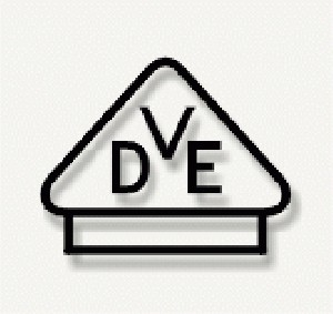 VDE sign for Elektra heating mats