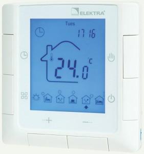 Nowość w linii regulatorów temperatury ELR