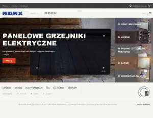 Nowy serwis grzejnikiadax.pl