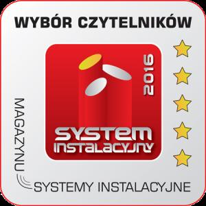 System Instalacyjny 2016