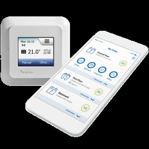 Smart temperature control